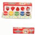 Набор ДТ Пальчиковые краски Фрукты 5 цв. FP-10 купить оптом и в розницу