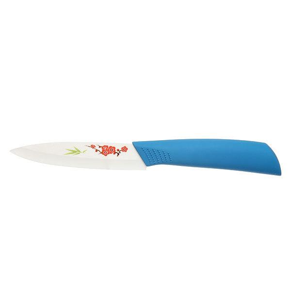 Нож кухонный керамический ″Сакура″ 9см купить оптом и в розницу