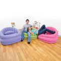 Кресло надувное Lounge Chair 91*102*65 см, Intex (68563) купить оптом и в розницу