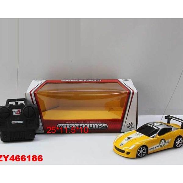 Машина р/у 8602A-4XJ Гонка в кор. купить оптом и в розницу
