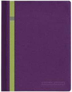 """Дневник универсал.дизайн.обл.АЛЬТ, """"Monaco"""" (фиолетовый), с петлей для ручки купить оптом и в розницу"""