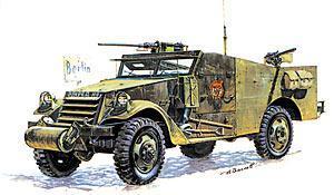 """Сб.модель П3519 ПН БТР МЗ """"Скаут"""" купить оптом и в розницу"""