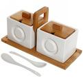 Сахарница керамическая на подставке 2шт 200мл″Стиль″ 2 купить оптом и в розницу