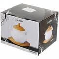 Сахарница керамическая на подставке 300мл ″Стиль″ QWA02957 купить оптом и в розницу