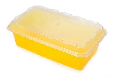 """Контейнер для заморозки """"Ziр""""  (лимон)*60 купить оптом и в розницу"""