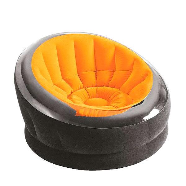 Кресло надувное Empire chair assortment 111*109*69 см, Intex (68582NP) купить оптом и в розницу