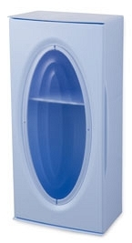 Шкафчик Флори (светло-голубой)*8 купить оптом и в розницу