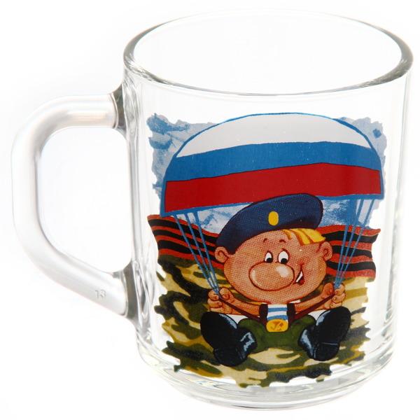 Кружка 200мл ″Армейские приколы″ купить оптом и в розницу