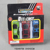 Набор машин металл 1203-ВА 3 шт. LITTLE ANT купить оптом и в розницу