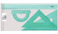 Набор геометр.бол.цв.(лин+2треуг+тр купить оптом и в розницу