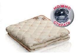 Одеяло 140х205  шерсть мериноса/п/э(м/и) Василиса О/24 РБ купить оптом и в розницу