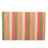 Салфетка на стол 45*30см бамбуковая Полоски широкие купить оптом и в розницу