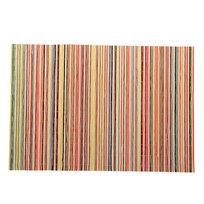 Салфетка на стол 45*30см бамбуковая Полоски мелкие-1 купить оптом и в розницу