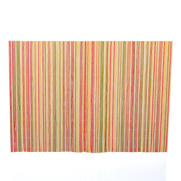 Салфетка на стол 45*30см бамбуковая Полоски мелкие-3 101 купить оптом и в розницу