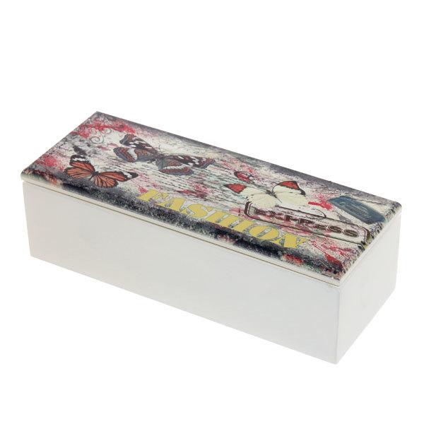 Коробочка для специй 3 отделения 23,5*9*7 см купить оптом и в розницу