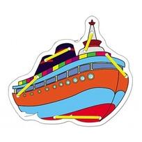 Дер. Шнуровка Кораблик ИД-1418 купить оптом и в розницу