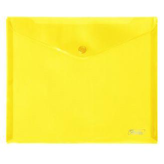 Папка-конверт А5 Желтая 15105 Hatber купить оптом и в розницу