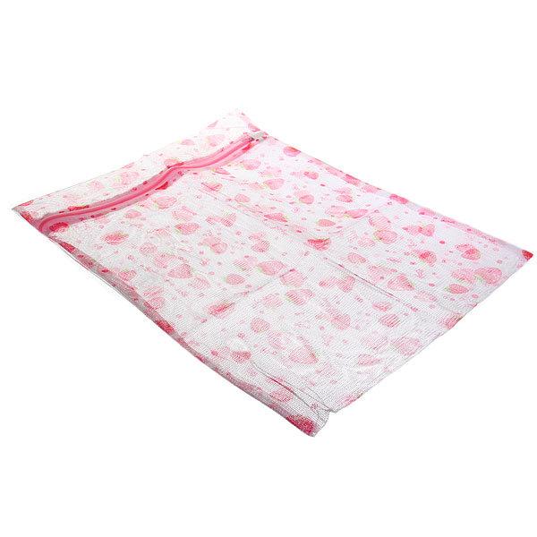 Мешок для стирки Селфи 30*40 цветная сетка купить оптом и в розницу