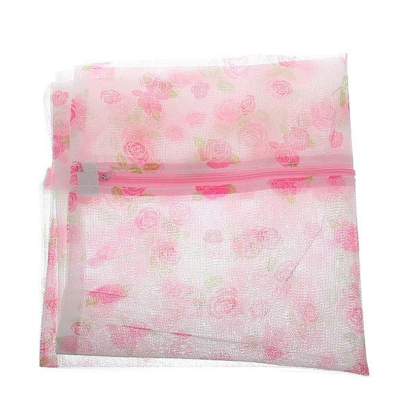 Мешок для стирки Селфи 40*50 цветная сетка купить оптом и в розницу