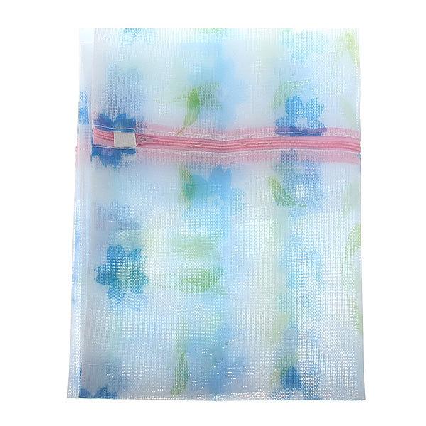 Мешок для стирки Селфи 60*70 цветная сетка купить оптом и в розницу