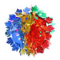 Украшение новогоднее Шар ″Клиновый листок″ 25см YT-0731 купить оптом и в розницу