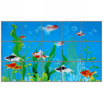 Защитная пленка-стикер 45*75см аквариум купить оптом и в розницу