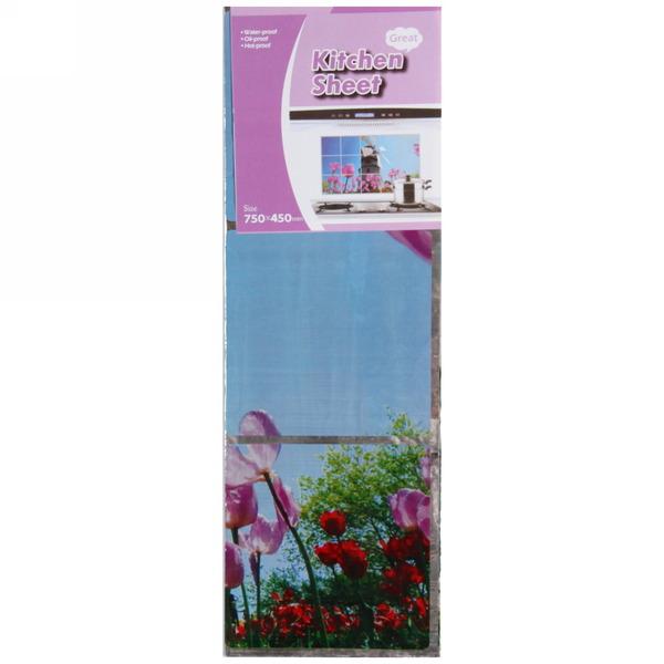 Защитная пленка-стикер 45*75см Ветряная мельница купить оптом и в розницу