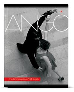 """Тетрадь 160л.кл.на кольц.АЛЬТ, """"Танго New"""", с 1-м сменным блоком купить оптом и в розницу"""