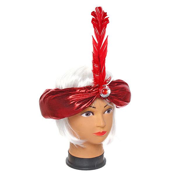 Шляпа карнавальная ″Факир″ рубин купить оптом и в розницу