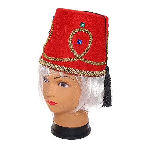 Шляпа карнавальная ″Турецкая Феска″ купить оптом и в розницу