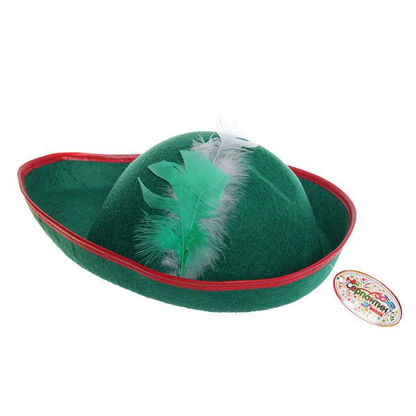 Шляпа карнавальная ″Баварская″ купить оптом и в розницу
