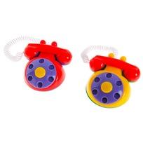 Телефон детский 2С454 Аэлита /30/ купить оптом и в розницу