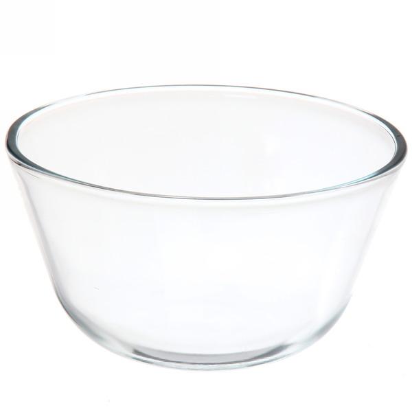 Миска из жаропрочного стекла ″HELPER″ 1,25л купить оптом и в розницу