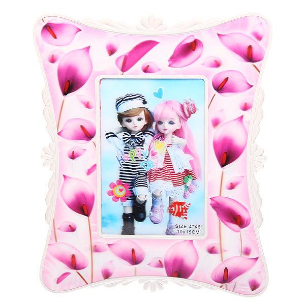 Фоторамка 3D 10*15 Цветы купить оптом и в розницу