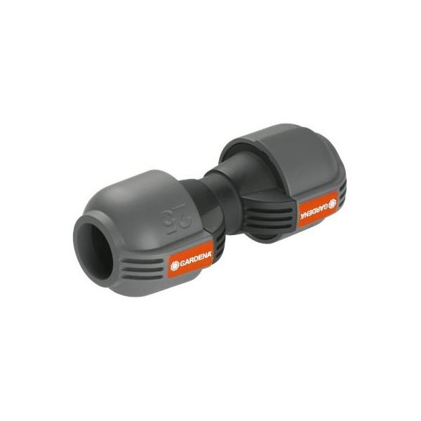 Соединитель 25 мм GARDENA 02775-20.000.00 купить оптом и в розницу