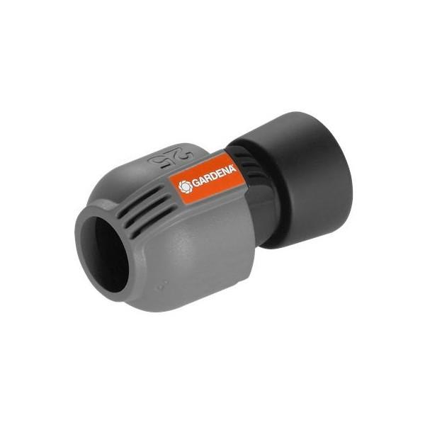 """Соединитель 25 мм x 1"""" - внутренняя резьба GARDENA 02762-20.000.00 купить оптом и в розницу"""