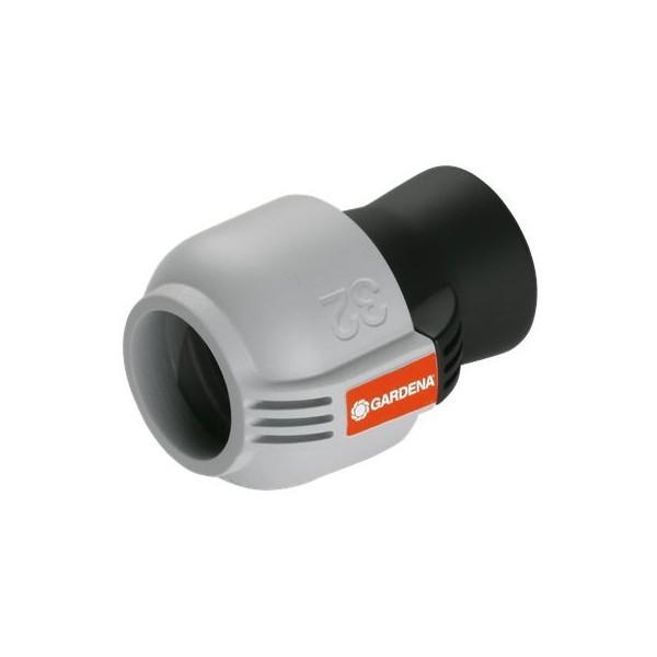 """Соединитель 32 мм x 1"""" - внутренняя резьба GARDENA 02768-20.000.00 купить оптом и в розницу"""