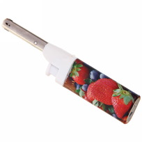 Зажигалка газовая для газовой плиты ягоды 14см купить оптом и в розницу