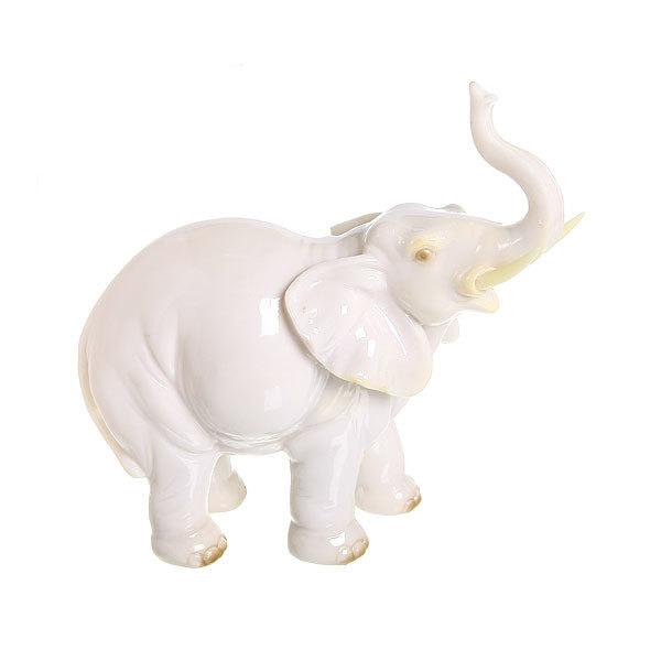 Статуэтка ″Слон белый″ 21,5*21,5см LH10209В купить оптом и в розницу