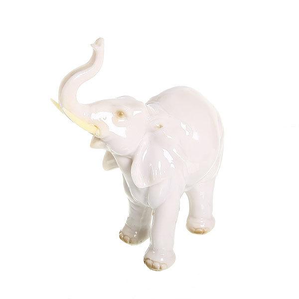 Статуэтка ″Слон белый″ 21,5*21,5см купить оптом и в розницу