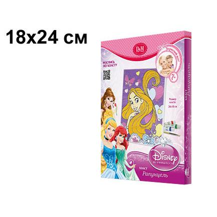 Набор ДТ Роспись по холсту Рапунцель Принцессы 53691 купить оптом и в розницу