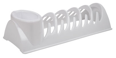 Сушилка для посуды Compakt (снежно-белый) *14 купить оптом и в розницу