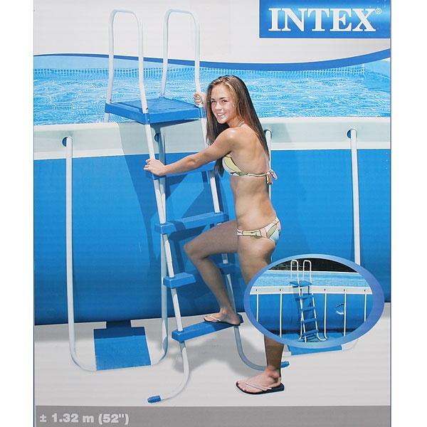 Лестница для бассейна H-132см Intex (58975) (28063) купить оптом и в розницу