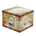 Чайник заварочный керамический 750 мл ″Китайская деревня″ купить оптом и в розницу