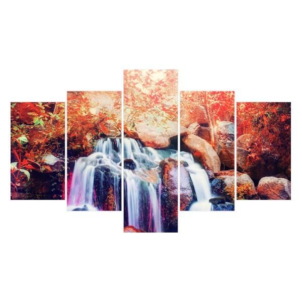 Картина модульная полиптих 75*130 Природа диз.26 75-02 купить оптом и в розницу