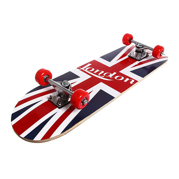 Скейтборд 70х20см (ПВХ 45 мм, подвеска металл) KL-2808 купить оптом и в розницу