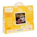 Набор ДТ Картина шерстью Кофе с корицей 20*20 TZ-P004 купить оптом и в розницу