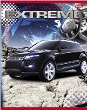 """Тетрадь 48л.кл.гребень HATBER, """"Extrem"""" купить оптом и в розницу"""
