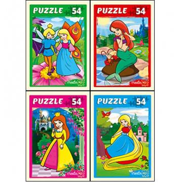 Пазл 54 Сказки для девочек П54-5910 купить оптом и в розницу