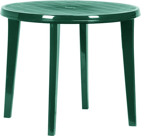 Стол LISA Curver 90х73 см зеленый купить оптом и в розницу